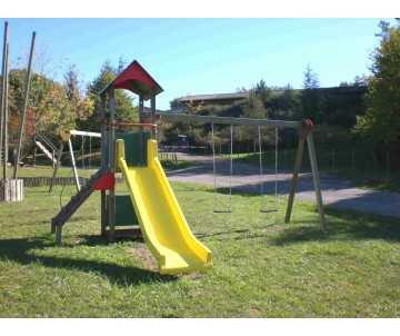 Jeu  pour collectivités Citadelle Elodie 01, aire de jeux pour enfant 6 à 12 ans