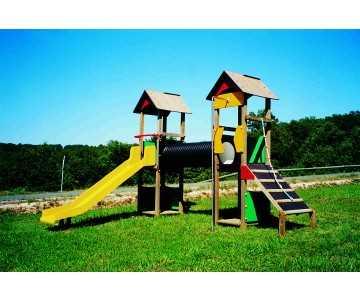 jeu pour collectivités et aires de jeux enfants de 6 à 12 ans-Citadelle d'Elodie 03